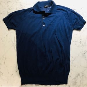 NEW Costume National Knit Polo